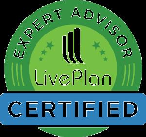 LivePlan Certified